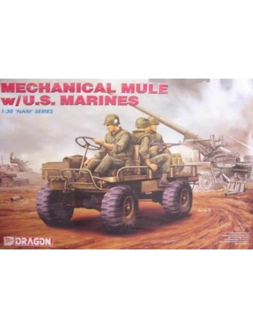 Dragon 3317 Mechanical Mule...