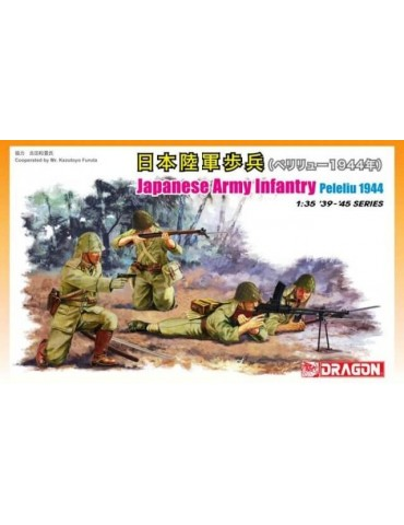 Dragon 6555 Japanese Army...