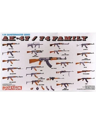 Dragon 3802 AK-47 / 74...