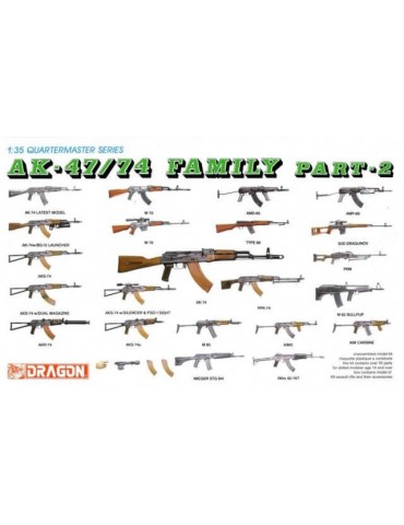 Dragon 3805 AK-47/74 Family...