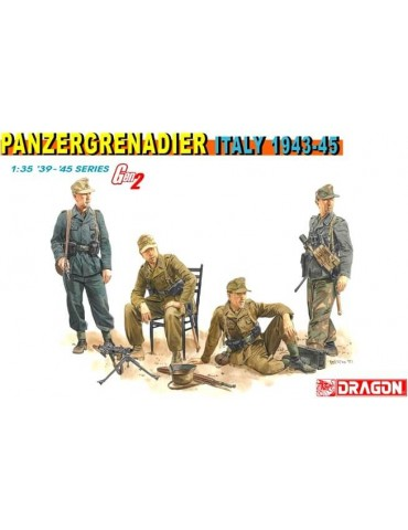 Dragon 6348 Panzergrenadier...