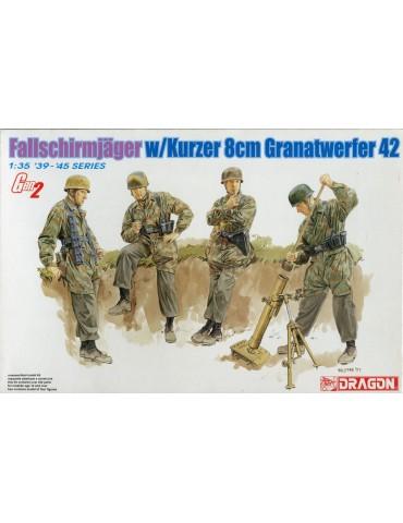 Dragon 6373 Fallschirmjäger...