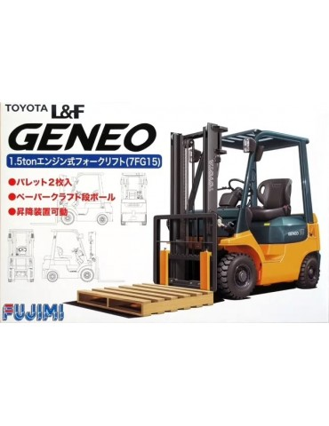Fujimi 011684 Toyota L&F...