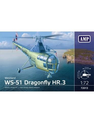AMP 72013 Westland WS-51...