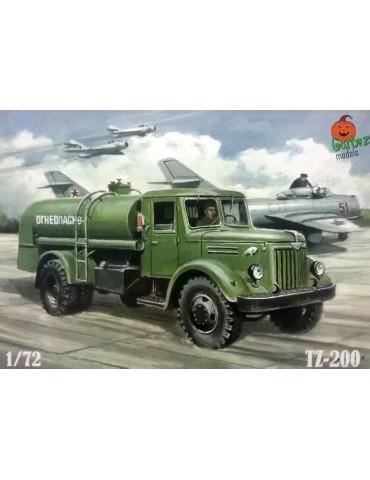 Garbuz Models 72-02 ТЗ-200...