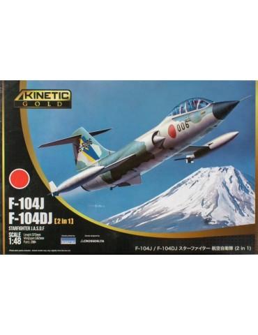 Kinetic K48092 F-104J...