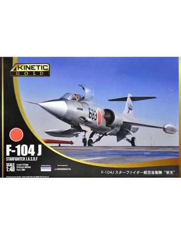 Kinetic K48080 F-104J...