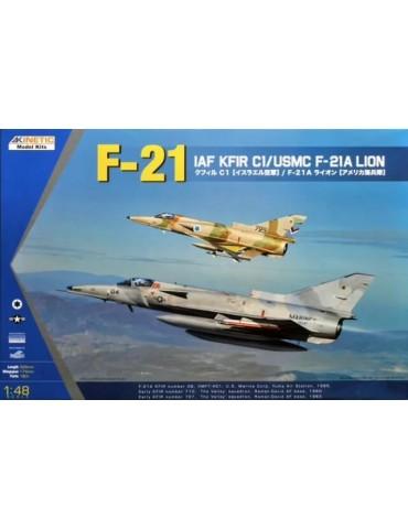 Kinetic K48053 IAF KFIR C1...