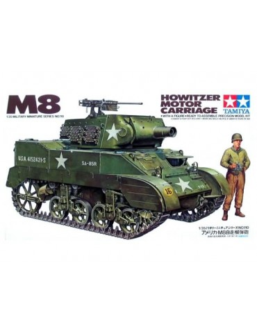 Tamiya 35110 M8 Howitzer...