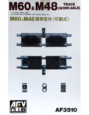 AFV Club AF3510 M60 & M48 &...