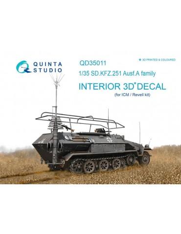 Quinta studio QD35011 3D...