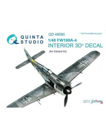 Quinta studio QD48080 3D...