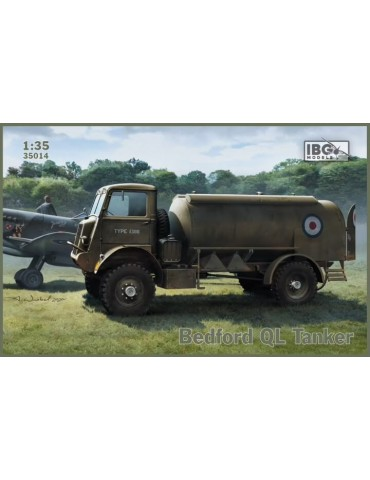 IBG Models 35014 Bedford QL...