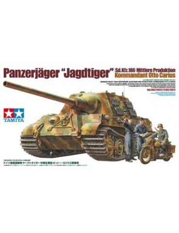 Tamiya 35307 Jagdtiger Mid...