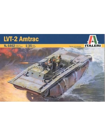 Italeri 6462 LVT-2 Amtrac 1/35