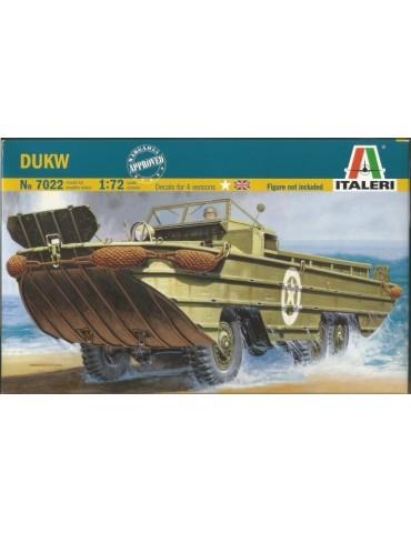 Italeri 7022 DUKW 1/72
