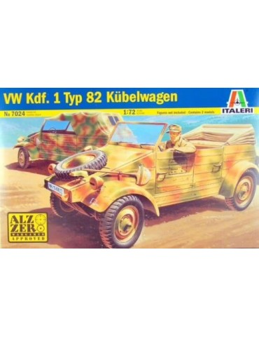 Italeri 7024 VW Kdf.1 Typ...