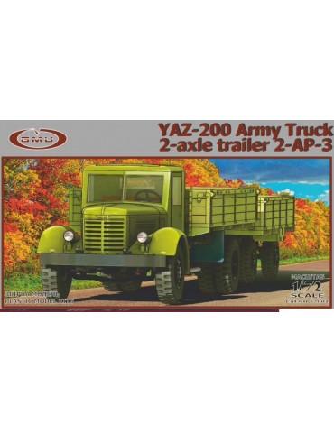 GMU 72001 ЯЗ-200 Army Truck...