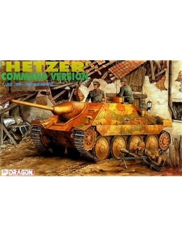 Dragon 6060 Hetzer Command Version 1/35