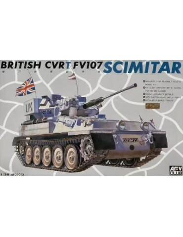 AFV Club AF35013 British CVRT FV107 Scimitar 1/35