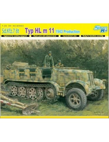 Dragon 6794 Sd.Kfz.7 8(t) Typ HL m 11 1943 Production - Smart Kit 1/35