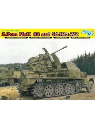 Dragon 6553 3.7cm FlaK 43...