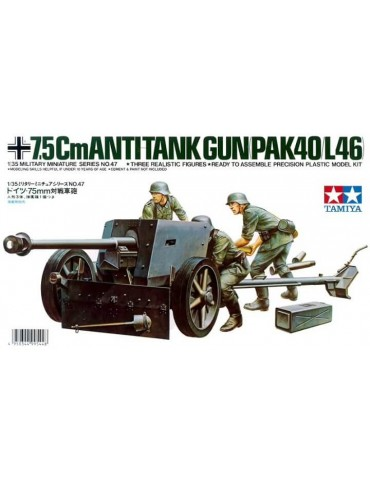 Tamiya 35047 Немецкая 75-мм...
