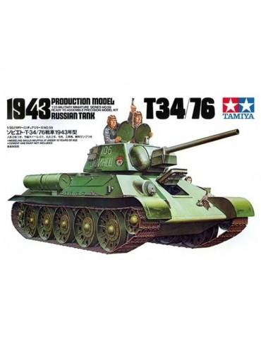Tamiya 35059 Советский танк...
