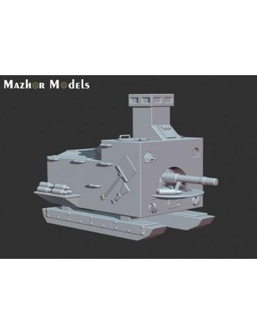 Mazhor Models MM72001 БП-1...