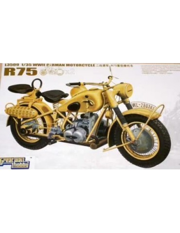 Great Wall Hobby L3509 WWII...