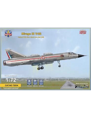 Modelsvit 72034 Mirage III...