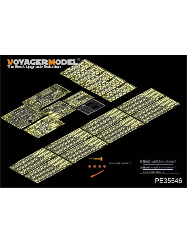 Voyager Model PE35546 Т-62...