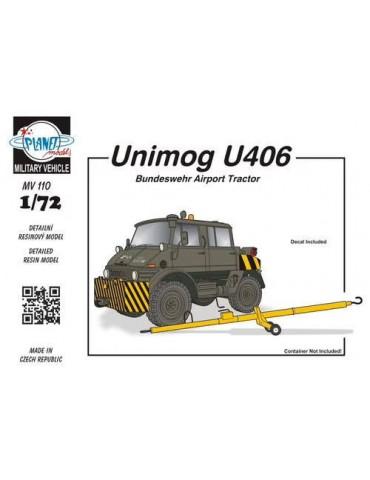 Planet Models MV110 Unimog...