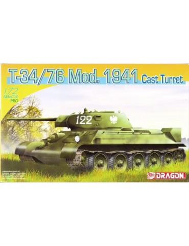 Dragon 7262 Т-34/76 Mod....