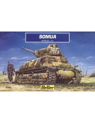 Heller 79875 SOMUA S35 1/72