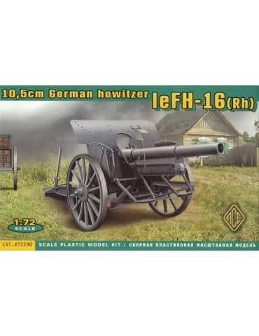 ACE 72290 10,5cm German...