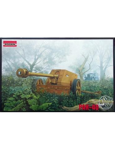 Roden 711 Немецкая пушка...