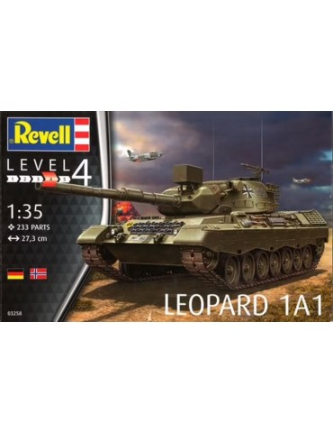 Revell 03258 Leopard 1A1 1/35