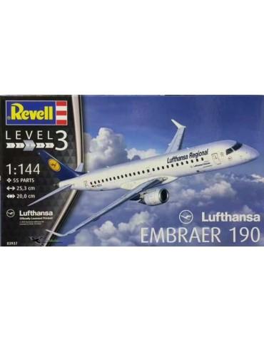 Revell 03937 Embraer 190...