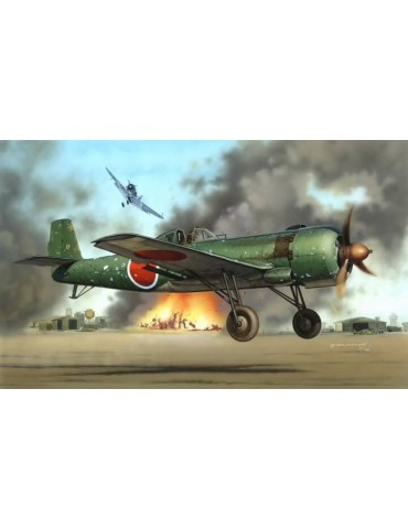 Eduard 8088 Nakajima Ki-115...