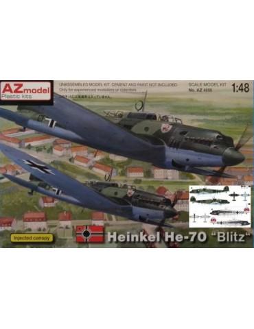 AZ Model AZ4850 Heinkel He...