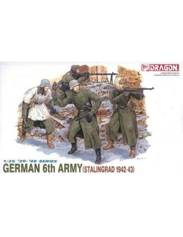Dragon 6017 German 6th Army...