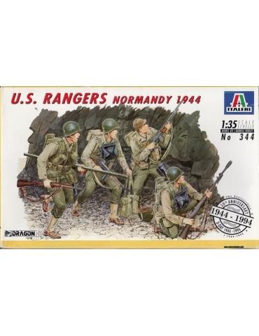Italeri 344 U.S. Rangers...