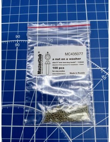 Masterclub MC435077 Гайка с...