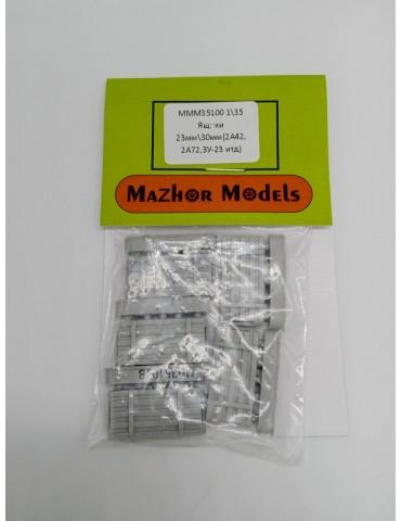 Mazhor Models MM35100 Ящики...