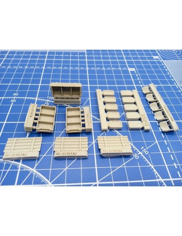 Mazhor Models MM35101 Ящики...