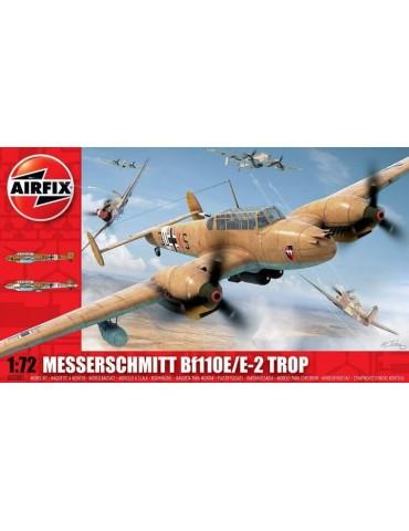 Airfix A03081 Messerschmitt Bf 110E/E-2 Trop 1/72