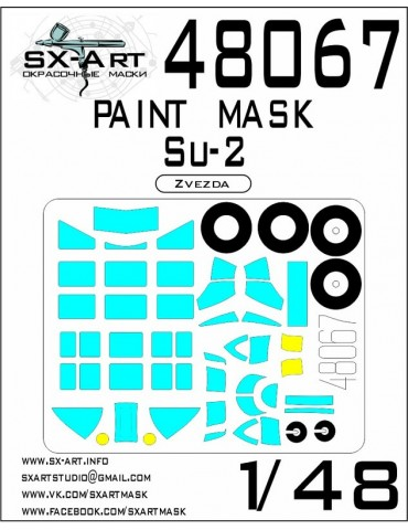 SX-Art 48067 Окрасочная...