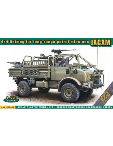 ACE 72458 JACAM 4x4 Unimog...