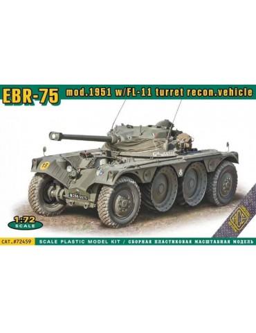 ACE 72459 EBR-75 mod. 1951...
